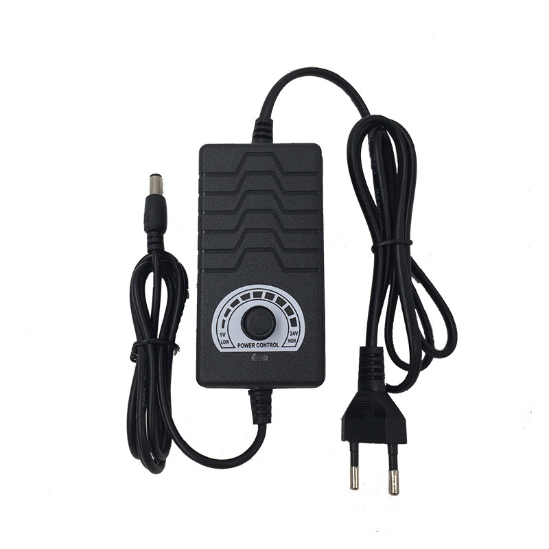 24V 2A 36W AC DC AdapterSwitching Power Supply Regulated Power Adapter For Motor Electric Fan Adapter Led Dimming DC Switching in AC DC Adapters from Consumer Electronics