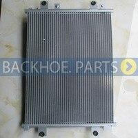 Condicionador de ar Condicionado AC Condensador 20Y-810-1221 para KOMATSU Escavadeira PC200-8 PC220-8 PC210-8