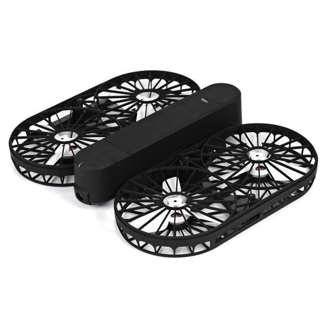 Foldable Selfie Drone | BNF WiFi FPV 12MP 4K UHD RC Quadcopter GPS GLONASS Optical Flow Camera Drone