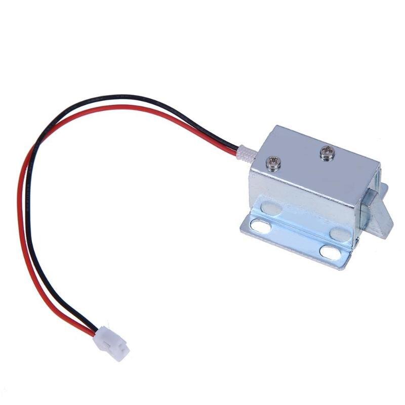 DC 24V Mini Rotating Type Self-locking Rotary Solenoid Electromagnet Powerful