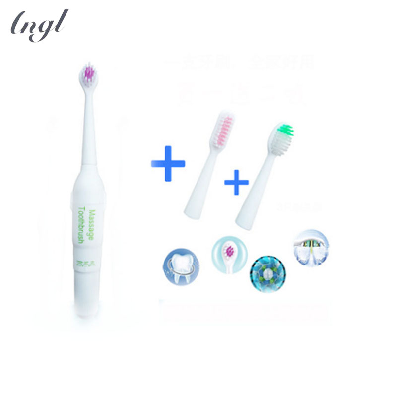 1 set Electric Toothbrush Oral Care Dental for Adult children Teeth Brush