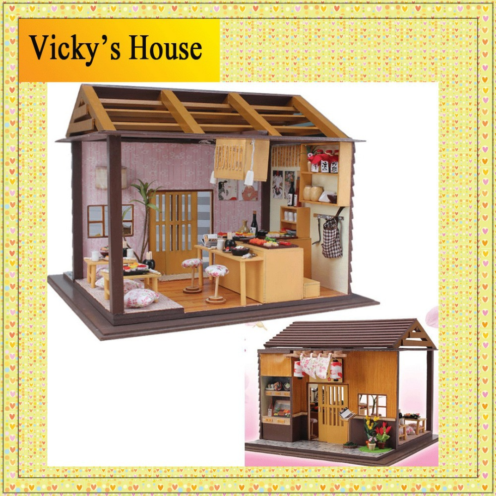 Diy mini house model