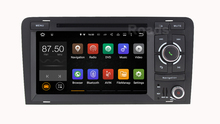 7 inch Android 5.1.1 Car DVD Player GPS for Audi A3 S3 2003 – 2011 with Canbus Wifi BT Radio Quad core