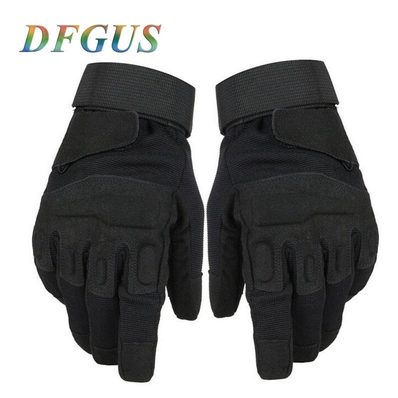 Outdoor Men's Army Glovess