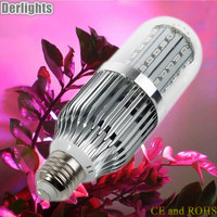 Guaranteed 100 Aluminum 60W AC85 265V E27 Red Bule LEDS Grow Light For Flowering Plant And