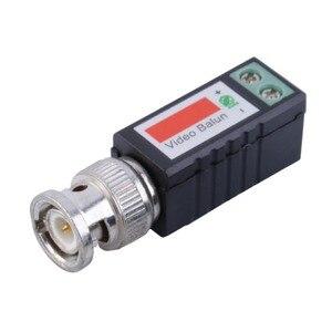 Image 2 - ESCAM émetteur vidéo passif 1 paire, connecteur BNC, adaptateur Coaxial pour caméra Balun CCTV, DVR, BNC UTP
