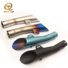 36-51mm Motorcycle Exhaust Muffler DB Killer Escape MOTO DB Killer Akrapovic for KTM 1290 125 250 350 152 Z750 Z800 GY6 R1 R6 R3 цена и фото