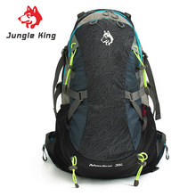 Jungle King New hot outdoor camping gear menand women shoulders knapsack 35L large capacity backpack on foot movement