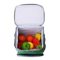 осмонд ткань 600D ткань оксфорд пикник еда термальность охладитель коробки для обедов мешок хранения организаторы портативный изолированные обед сумка для детей для женщин