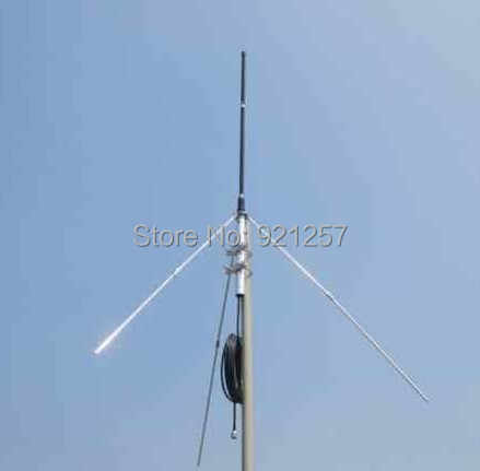 Factory price 1/4 wave Professional GP Antenna for 5w---150w for FM Transmitter broadcast of radio station