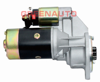 STARTER MOTOR FOR ISUZU ELF TRUCKS 4BC2 4BD1 4BA1 Engines S2403 S2403A 5811001280