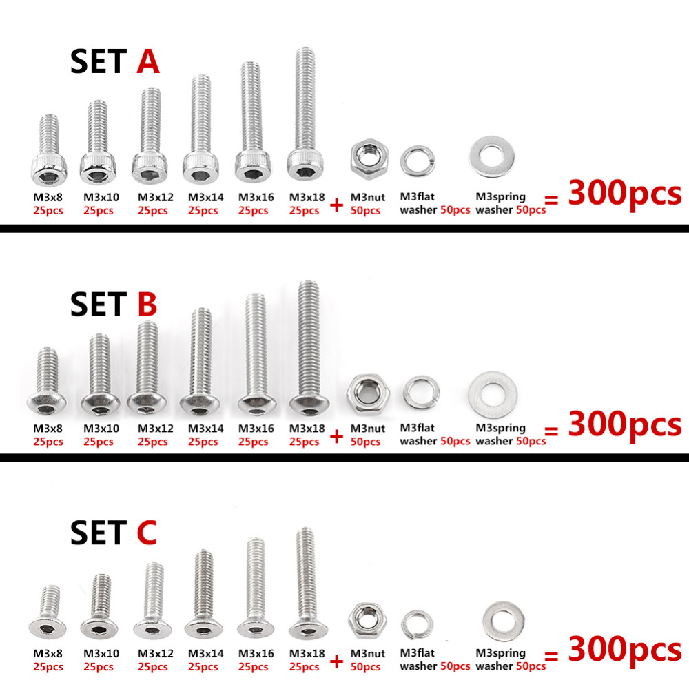 410 Stainless Steel Self-Drilling Screw 82 Degree Flat Head Phillips Drive Plain Finish #3 Drill Point #10-16 Thread Size Pack of 10 3 Length