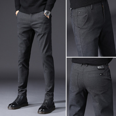 Casual Pants Honest Makuluya Hot Sale Thin Summer Men Pant Middle-old Man Casual Pants High Waist Cotton Loose Straight Leg Daddy Trousers Thin Qw