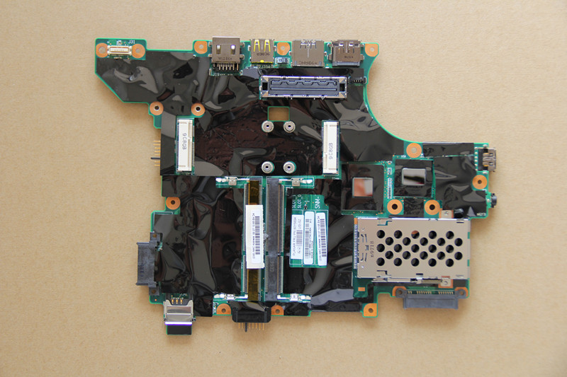 все цены на 60Y5694 For Lenovo T400S Laptop motherboard with SP9600 CPU Onboard DDR3 fully tested work perfect онлайн