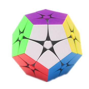 FanXin 2x2x2 Neo Magico Megamin Magic Cube Stickerless 2Layer Professional Puzzle Speed Cubes Educational Special Kids Toys image