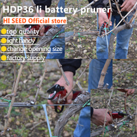 HDP36 Electric vineyard secateurs best garden tools (CE certificate)