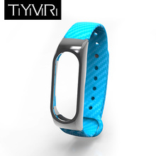 Mi Band 2 WristBand Silicone miBand Strap WatchBand for Xiaomi mi Colorful Replace Sport Style