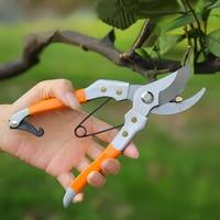 High Quality Fruit Tree Branch Pruning Shears Scissor Flower Bonsai Pruners Grafting Garden Tool