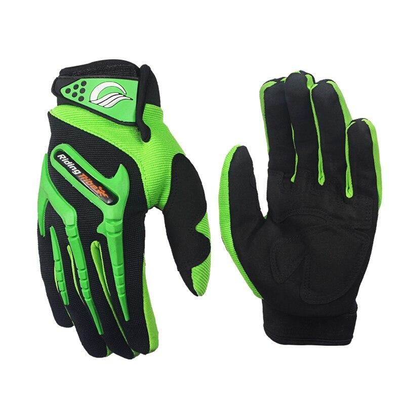 Motocross off-road handschuhe Pro-biker Voll Finger Motorrad Racing Handschuhe schutz getriebe fahrrad handschuhe GPCE11