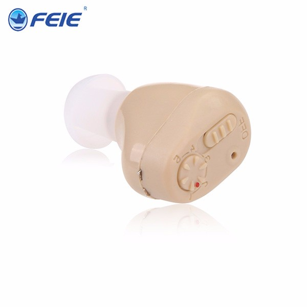 S-219 (1) Listen Up Sound Amplifier Special Rechargeable MINI Ear Hearing Aid S-219