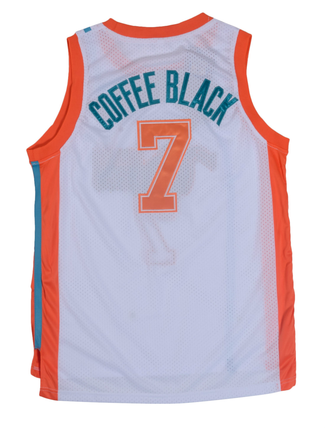 premium selection 41734 97bd1 7# Throwback Basketball Jerseys Stitched Retro Movie Jersey ...