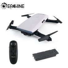 Eachine E56 720P WIFI FPV RC Drone Selfie Foldable Quadcopter With Gravity Sensor Mode Fly Atitude Hold RC Drone RTF Helicopters