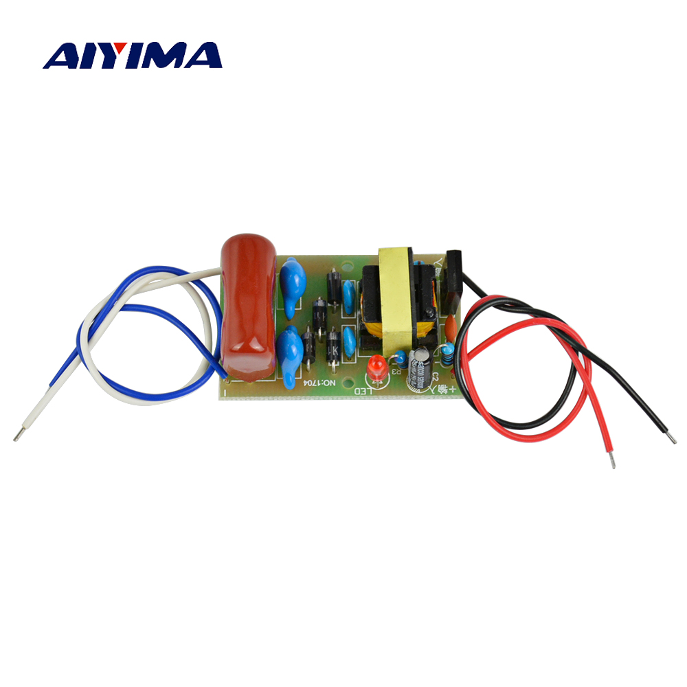 AOSHIKE AC 3.7V to 2000V step up Module Pulse booster module Power Module For science experiments