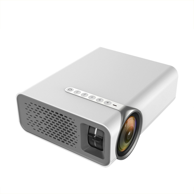 Special Offers Salange YG520 Mini LED Projector Support 1920x1080, HDMI USB AV SD. Home Theater, Snyc display With Phone Movie Beamer Proyector