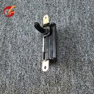 Image 2 - use for Lexus RX300 TOYOTA HARRIER 1999 2000 2001 2002 2003 back door handle tailgate opener catcher 69023 48010