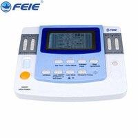 Массаж тела Электронные импульса устройства дальним лечения иглоукалыванием стимулятор Relax мышцы цифровой уход за телом EA VF29 спальный