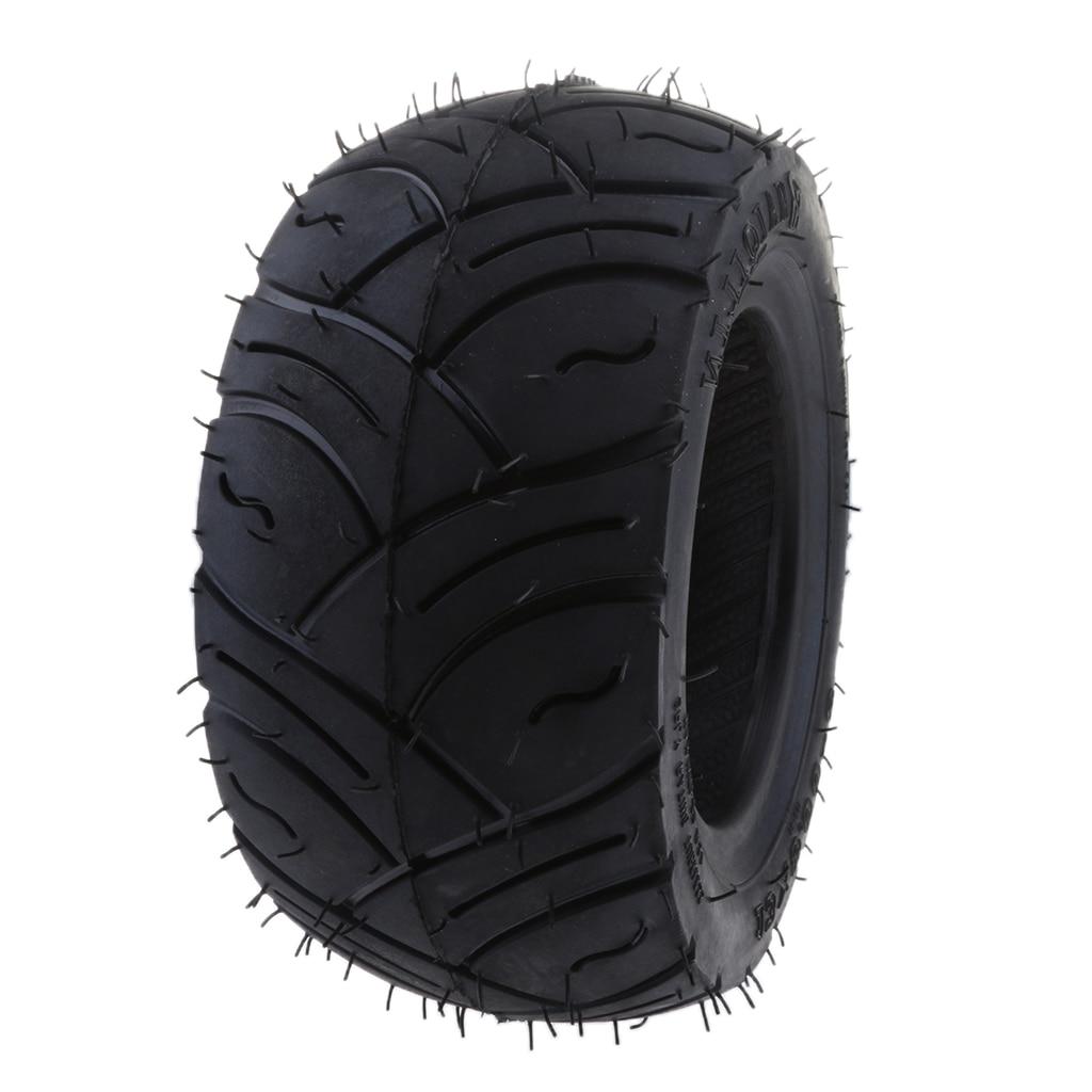 Go Kart pneu pneu 13 5.00 6 pouces 6' pour Kart tondeuse Scooters Llantas Les pneus moto pneus et roues