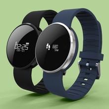 Bluetooth 4.0 умный Браслет Sport Band артериального давления смарт-браслет с oled-экран Шагомер монитор сердечного ритма водонепроницаемые часы