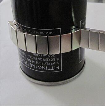 Magnefil, el filtro magnético de aceite