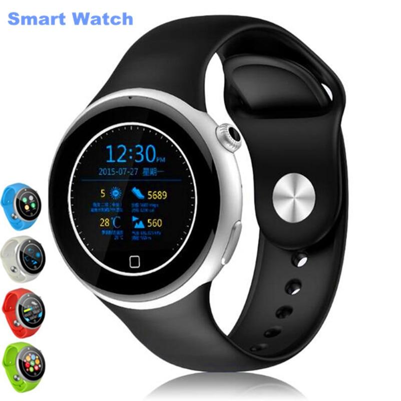 New Fashion Smart Watch Men / Women Android IOS GPS Waterproof Sport Pedometer WristWatch Support SIM Card smart baby watch q60s детские часы с gps голубые