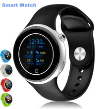 New Fashion Smart Watch Men / Women Android IOS GPS Waterproof Sport Pedometer WristWatch Support SIM Card