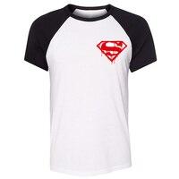 Melting Superman Marvel Superhero Fitness Spring love Tee Men Cotton Short Sleeve Tops Tees for Boy Clothing T shirt