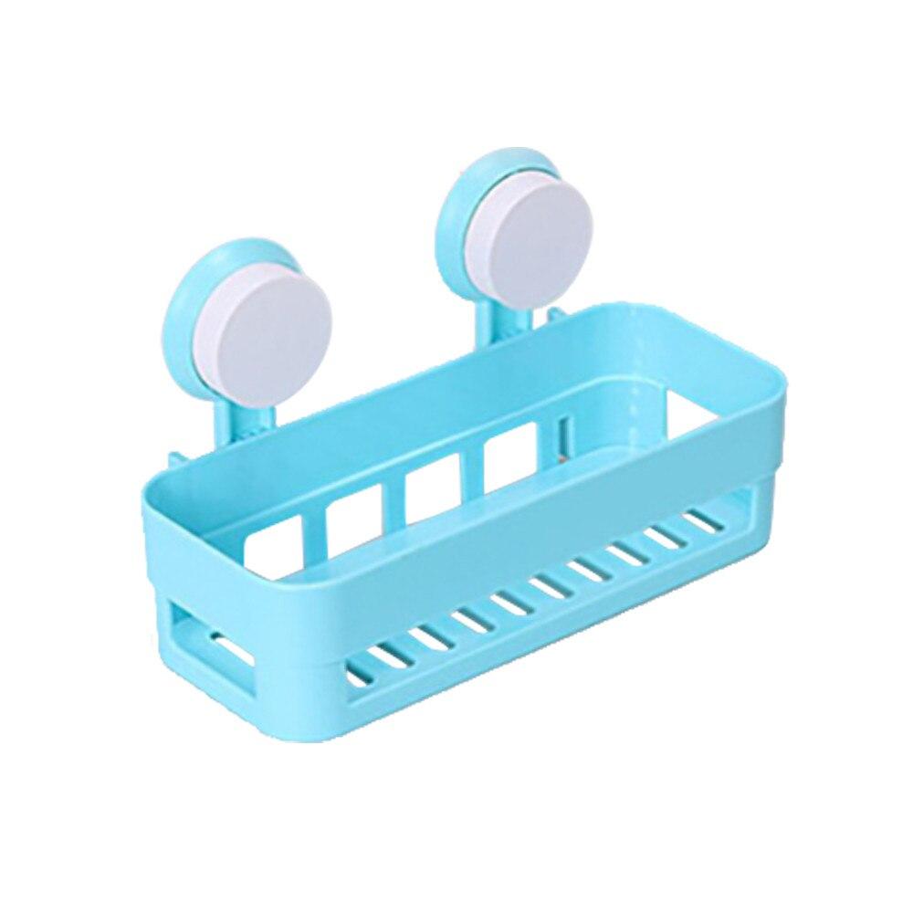 26*12*7cm Hot Sale Kitchen Bathroom Organizer Holder Shelf Plastic ...