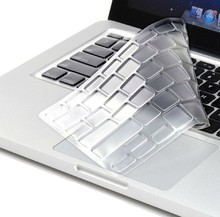 High Clear Transparent Tpu Keyboard skin Covers guard ForDELL Latitude E6400 E6410 E6500 E6510