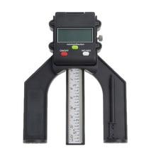 Digital LCD Magnetic Feet Aperture 80mm Hand Router Self Standing Depth Gauge
