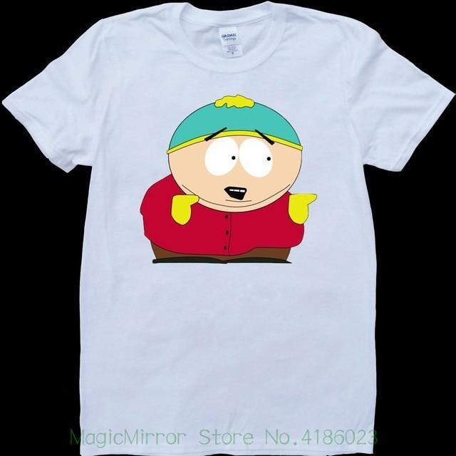 ef90c1ed Cartman South Park Screw You Guys Funny Mens White , Custom Made T-shirt  Cheap