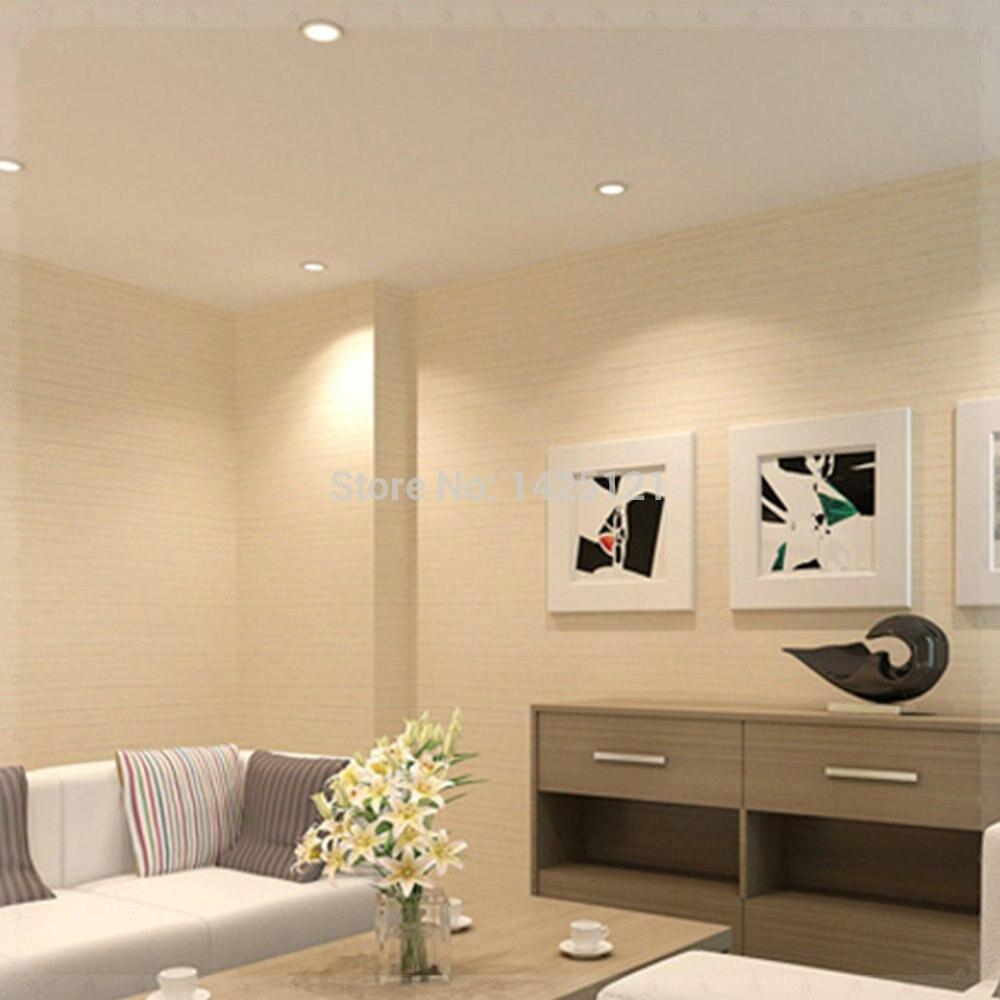 Pure color cream colored plain coloured wallpaper deep embossing ...