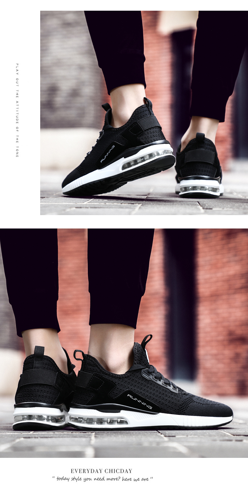 HTB12XMfbffsK1RjSszgq6yXzpXaL Hemmyi Couple Sneakers Shoes Mesh Breathable Chaussure Homme Spring/Autumn Men Shoes Air Cushion Size 36-45 Support Dropshipping