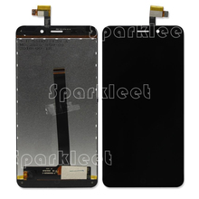 5.5″ For UMI SUPER LCD Display Touch Screen Digitizer Assembly Mobile Phone Replacement Parts Black free Shipping