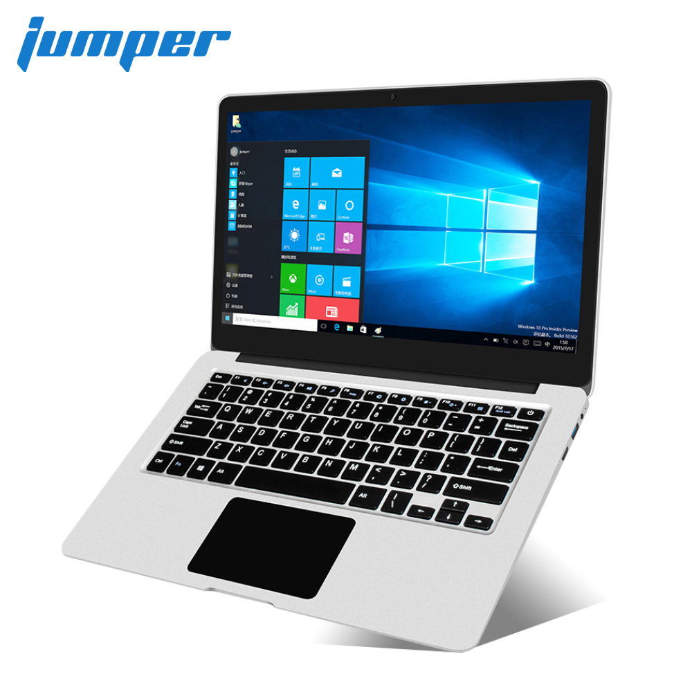 13.3 laptop 1080P IPS Screen Jumper EZbook 3 Se notebook Intel Apollo Lake N3350 ultrabook 3GB RAM 64GB eMMC Windows10 computer