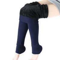 Women S Winter Thermal Thick Stretchy Leggings Pants Female Warm Velvet Lined High Quality Thicken Trousers