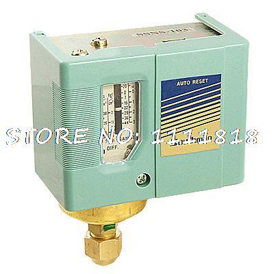 SSNS-103 3kg 10-40PSI 1-Port Air Water Compressor Pump PressureSwitch Control Valve SSNS-106/110/120/130 6/10/20/30kg Auto Reset vertical type replacement part 1 port spdt air compressor pump pressure on off knob switch control valve 80 115 psi ac220 240v