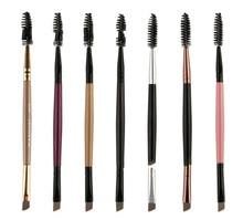 Eyebrow Brush Eyebrow Comb Beauty Eyebrow Brush Professional Makeup Brushes for Eye Brow Brush Blending Eye цена в Москве и Питере