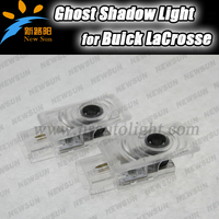 Car Led Ghost Shadow Lamp Car Door Light Welcome Lighting For Buick LaCrosse Special Car Welcome