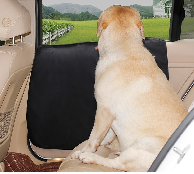 Fantastic Waterproof Pet Dog Cat Car Door Cover Protector Back Seat Evergreenethics Interior Chair Design Evergreenethicsorg