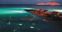 DIY kit de fibra óptica de luz led + 250 piezas x0.75mmx2.5m fibras ópticas  cambio de color RGB de control inalámbrico estrella de techo 16 W Luz